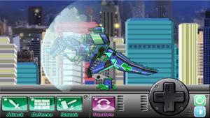 角龙组装机器人游戏图2