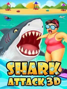 大白鲨袭击3D破解版图1