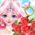 魔法公主新娘婚纱皇家婚礼游戏