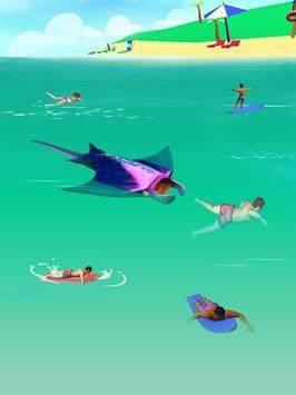 大白鲨袭击3D破解版图2