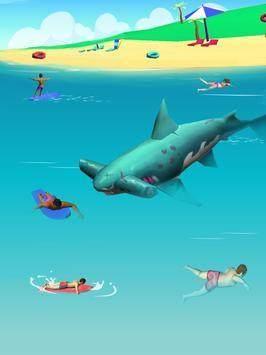 大白鲨袭击3D破解版图4