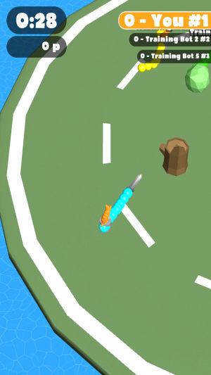 机器人战车对决游戏图1
