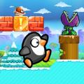 超级跳跃企鹅游戏