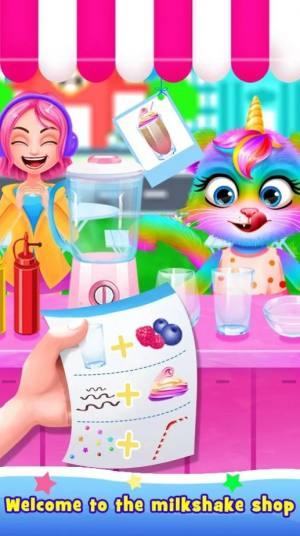 甜奶昔甜点模拟器中文版图2