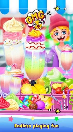 甜奶昔甜点模拟器中文版图4