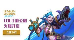 谷歌商店lol手游官网公测版图片1
