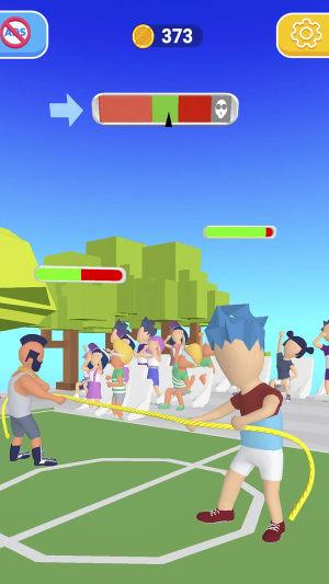 拔河比赛游戏图3
