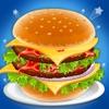 汉堡包厨师游戏
