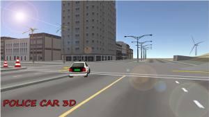 警车司机模拟器3D游戏中文版图片1