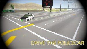 警车司机模拟器3D游戏图3
