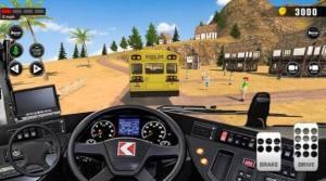 越野校车司机3D游戏图2