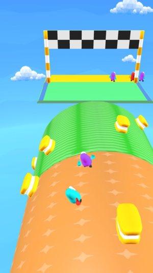 圆柱赛跑游戏图2