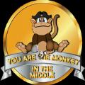 中间的猴子游戏
