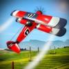 飞行喷气机特技游戏