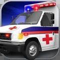 救护车停车模拟器游戏