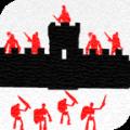 一对一围攻城堡游戏