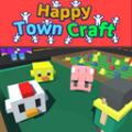 像素小镇欢乐世界游戏