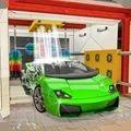 豪车清洁模拟器游戏