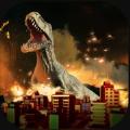 怪物进化粉碎城市破解版