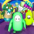 糖豆人团队赛游戏