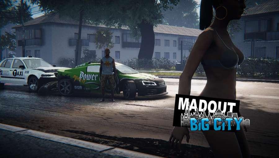 火力全开2中文汉化版游戏(MadOut2 BigCityOnline) v10.18截图