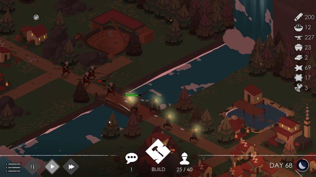 篝火2神秘海域破解版无限资源图片1