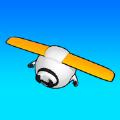 超能滑翔机3D游戏