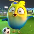 疯狂小鸡足球游戏