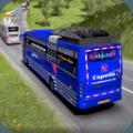 现代长途客车模拟器运输2021游戏