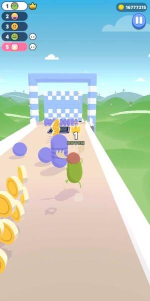 奔跑吧糖豆人游戏图1