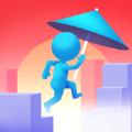 雨伞跑酷游戏