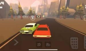 峡谷赛车游戏图1
