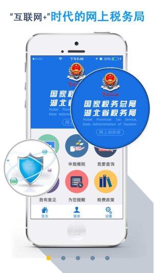 湖北税务app交农村合作医疗图3