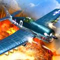 二战太平洋的飞机驾驶模拟器游戏