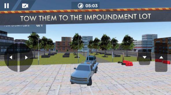 专业拖车模拟器游戏安卓中文版图2: