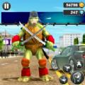 龟忍者英雄破解版