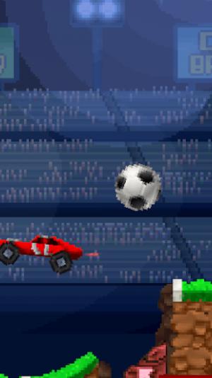 像素赛车足球游戏图2