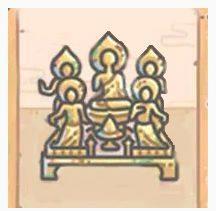 最强蜗牛鎏金弥陀佛像是什么?鎏金弥陀佛像属性介绍图片2
