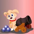 狗射击球游戏