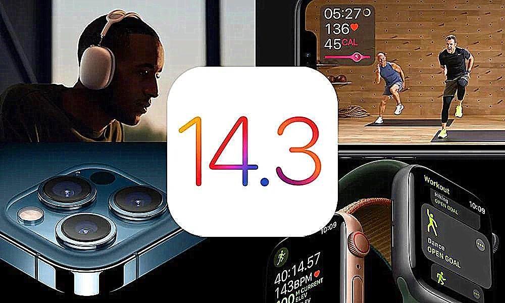 IOS14.3正式版发布时间12月15日:苹果ios14.3正式版内容一览[多图]