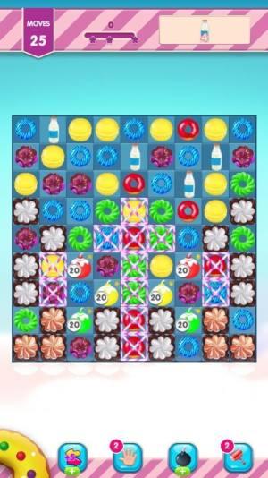 咖啡甜甜圈爆炸红包版安卓游戏图片1