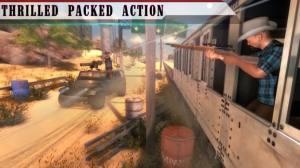 狙击火车射击战争破解版图1