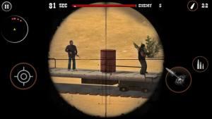狙击火车射击战争破解版图6