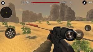 狙击火车射击战争破解版图4