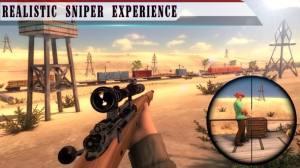 狙击火车射击战争破解版图3