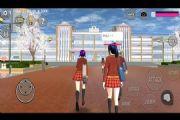 櫻花校園模擬器1.038版本更新了什么?新增旋轉木馬、雪人、圣誕老人、噴氣雪橇[多圖]