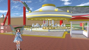 樱花校园模拟器1.038.00仙子衣服版本下载最新版圣诞节图片2