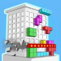 俄罗斯方块盖高楼游戏