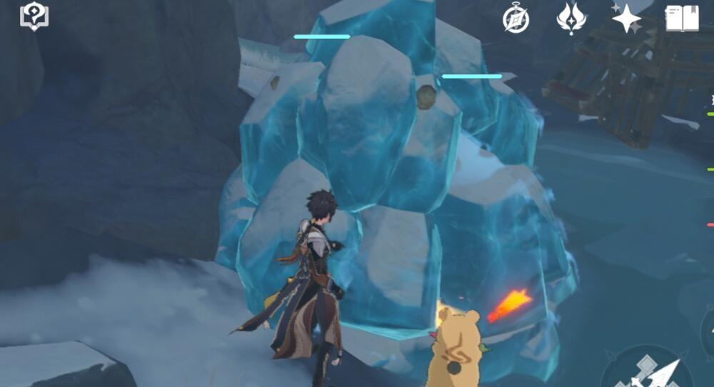 原神山中之物再次解凍所有碎片位置在哪?再次解凍所有碎片任務坐標大全[多圖]