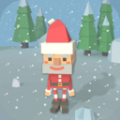 像素圣诞老人跳高高游戏官方安卓版 v1.0